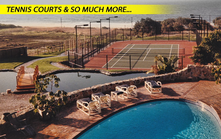 Tennis Courts & So Much More