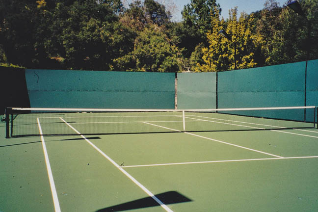 pacific tennis courts tennis courts