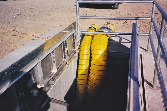 Chlorination of Nevada Water System